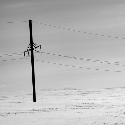 Pylons & Power lines