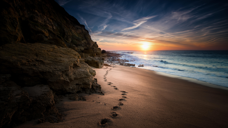 Leave only footprints behind