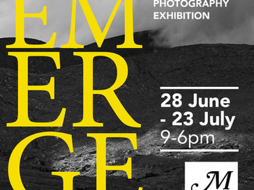 EMERGE - end of year exhibition of the Morley College Professional Development Course