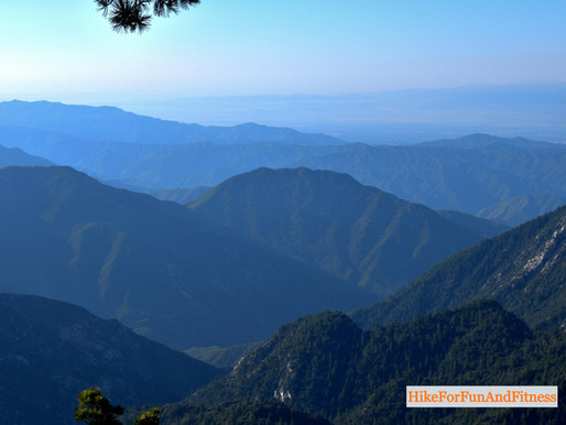 Waterman Mountain Hiking Trail