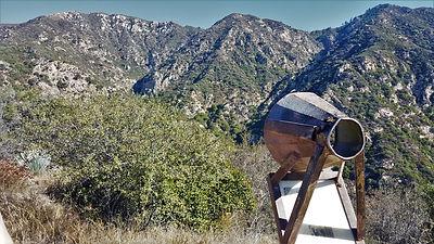 Echo mountain hike, Mt. Baldy, San Antonio, Hollywood sign hike topo map