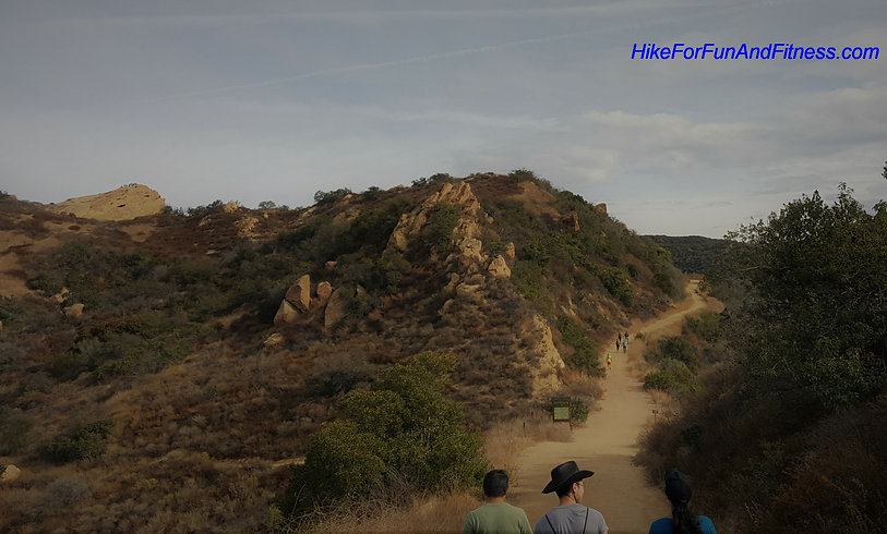 Eagle rock, topanga state park Malibu hike, california hike, Hike for fun and fitness