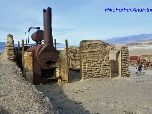 Harmony borax works - Death valley national park