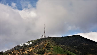 Hollywood Sign Hike - From Sunset Ranch