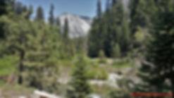 Tokopah Falls hike, Sequoia National Park