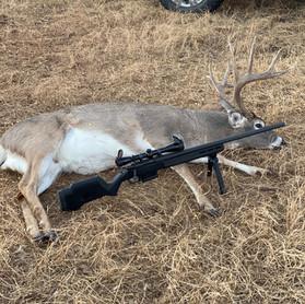 Big 11 Point Buck