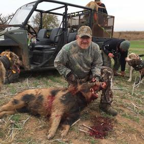 Hog Doggin Group Pic