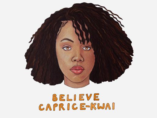 #BelieveMe