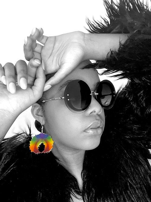 Afro Pride Earrings