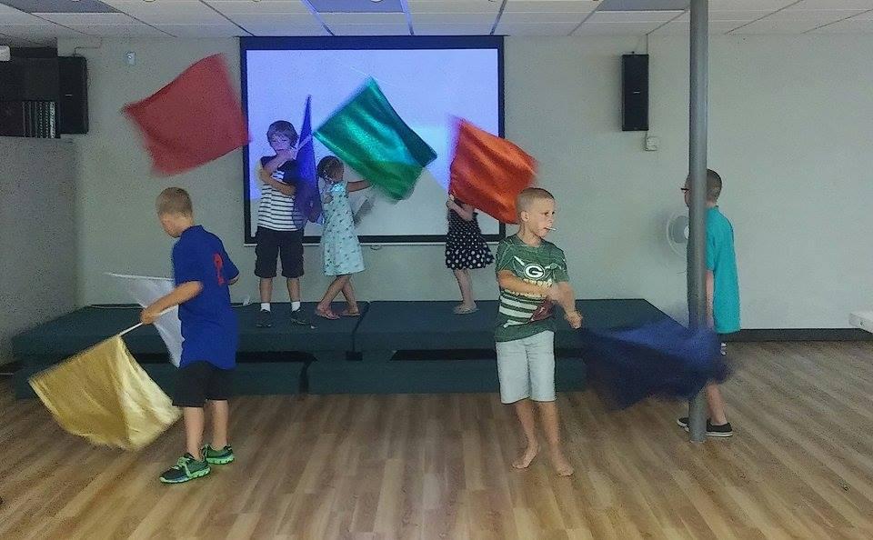cornerstone childrens church