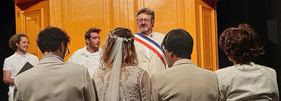 Le mariage de Barillon