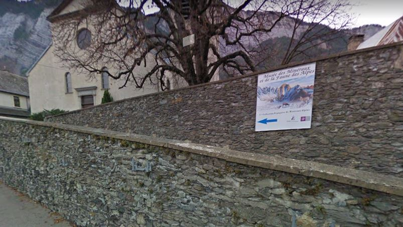 Musée des minéraux Bourg d'Oisans