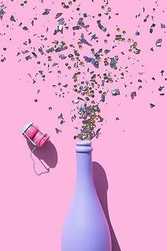 La dinde et le vin