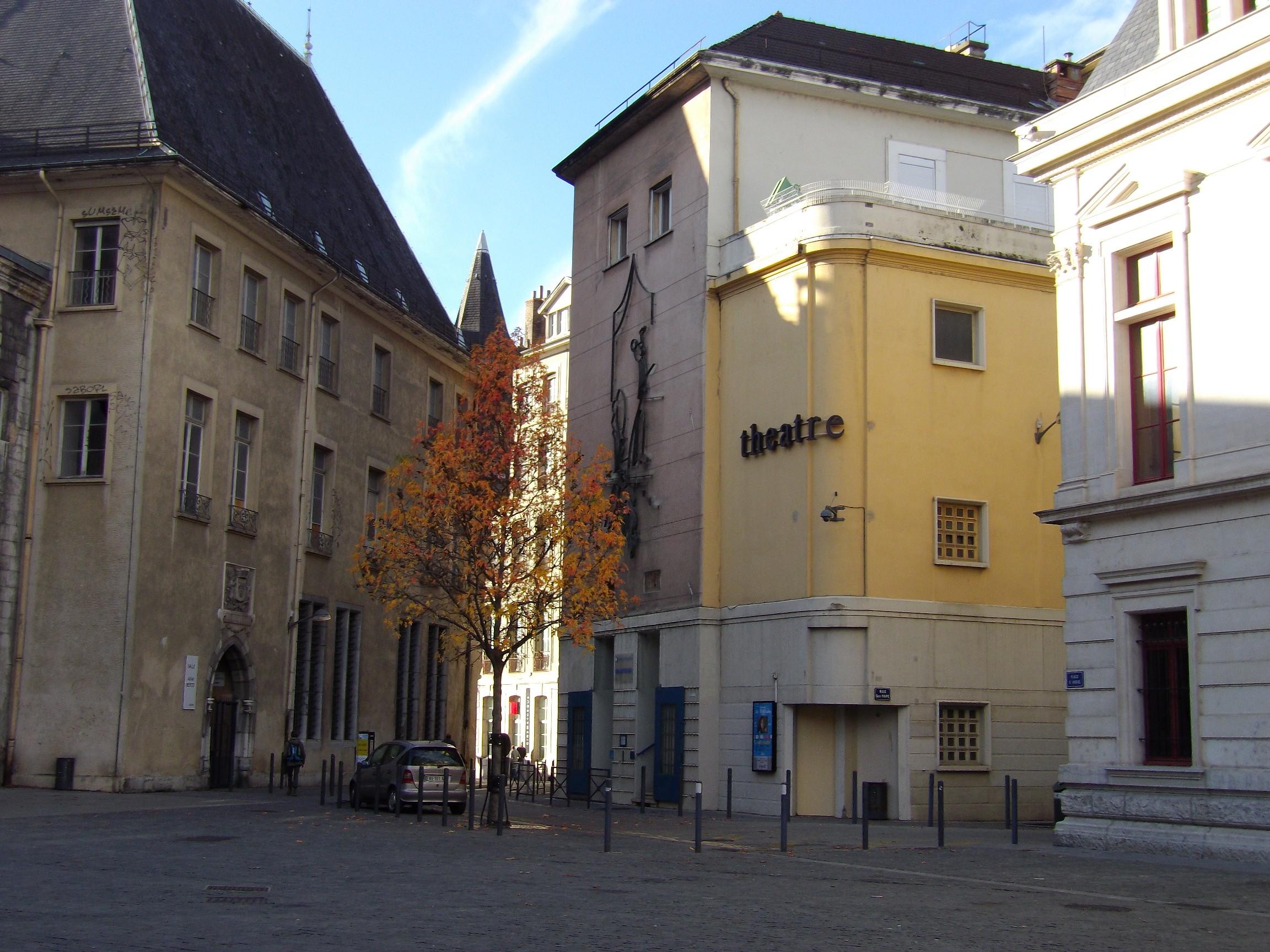 théâtre municipal de Grenoble