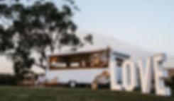 CARAVAN BARS FOR HIRE HUNTER VALLEY NSW