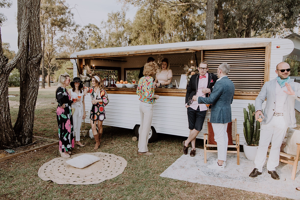 Mobile bar hire central Coast
