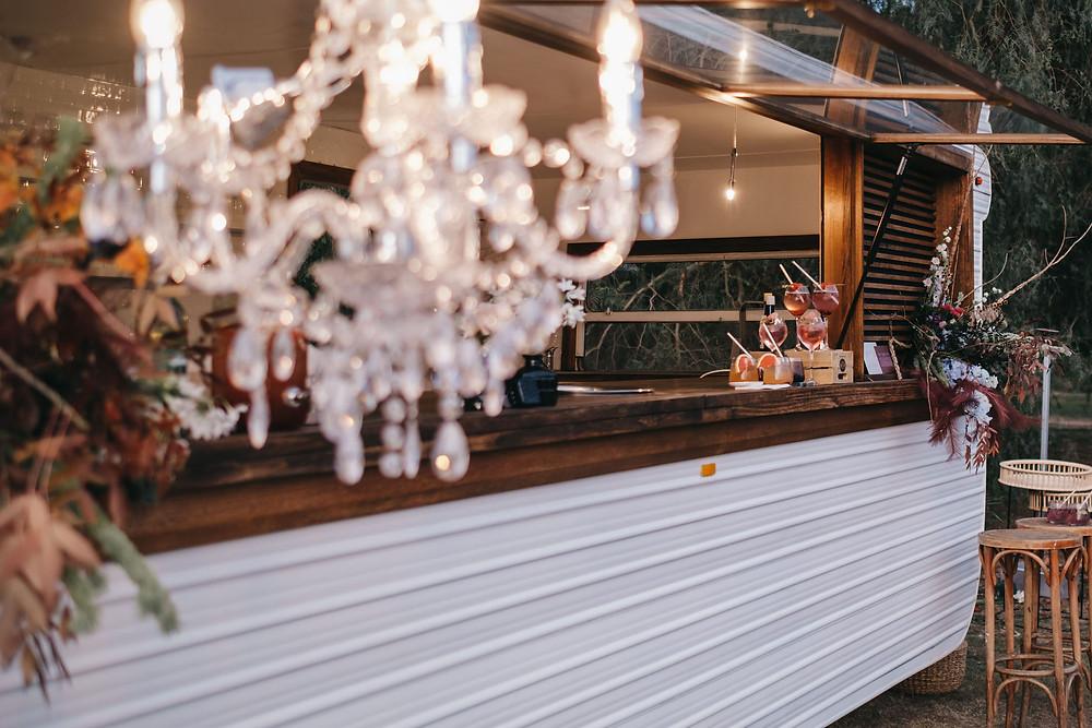 Caravan bar hire Central Coast