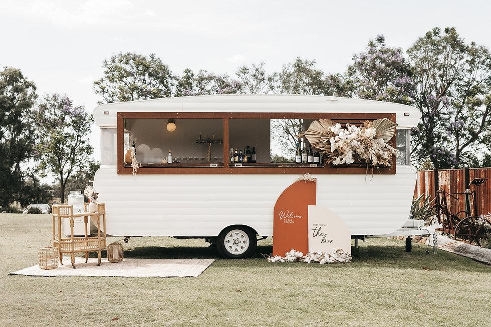 Hunter valley caravan bars for hire