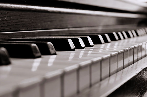 Pianist  - Image courtesy of Daan Bartel