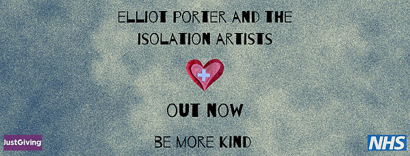 elliot porter and the isolation artists.
