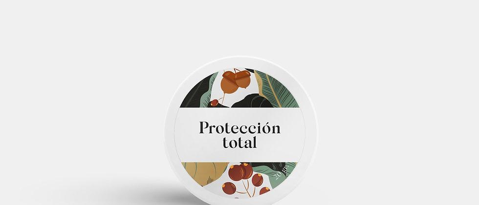 Protección total en crema