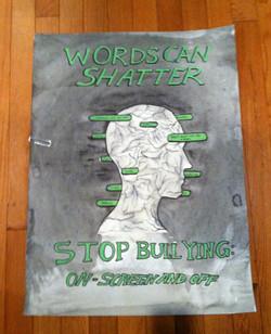 Anti-bullying thru the Arts contest