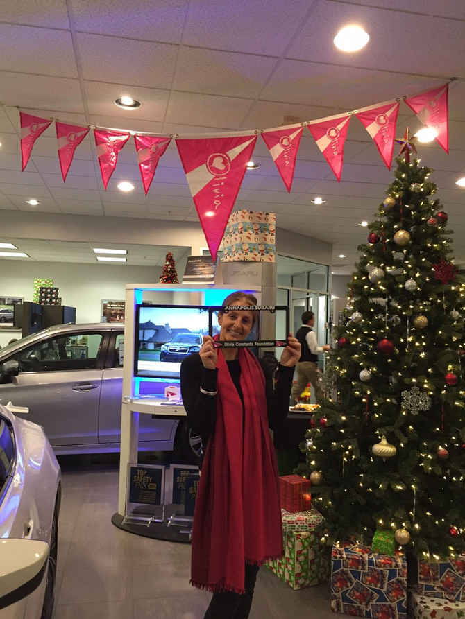 Share the Love with Annapolis Subaru