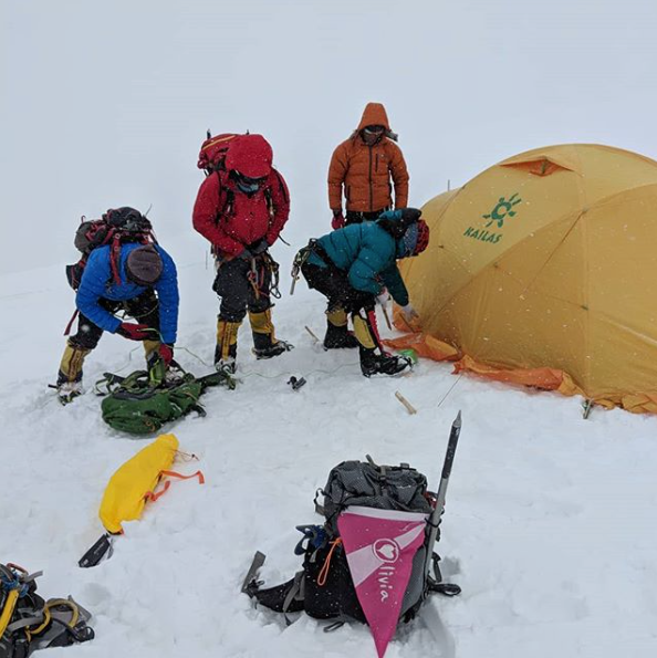 Everest Update- North Col