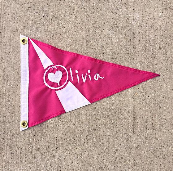 Olivia Burgee Flag