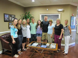 Some of our Scholarship recipients