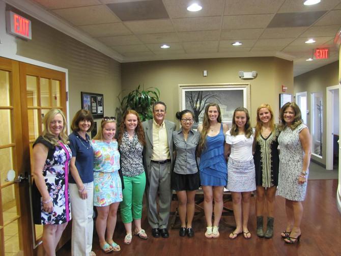 Scholarship Recipients 2014