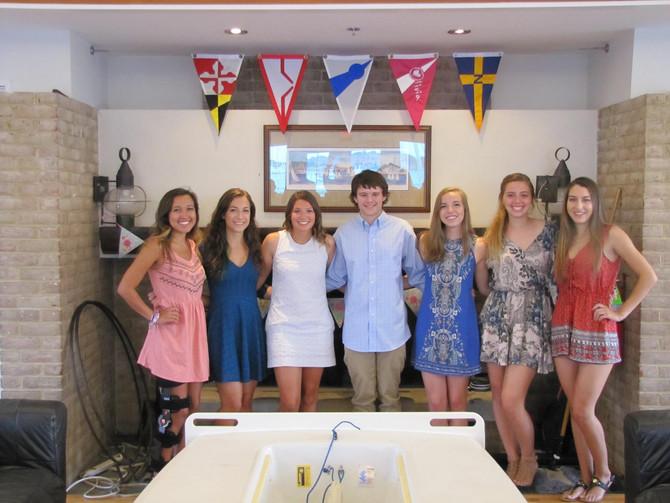 2016 Scholarship Recipient Photos