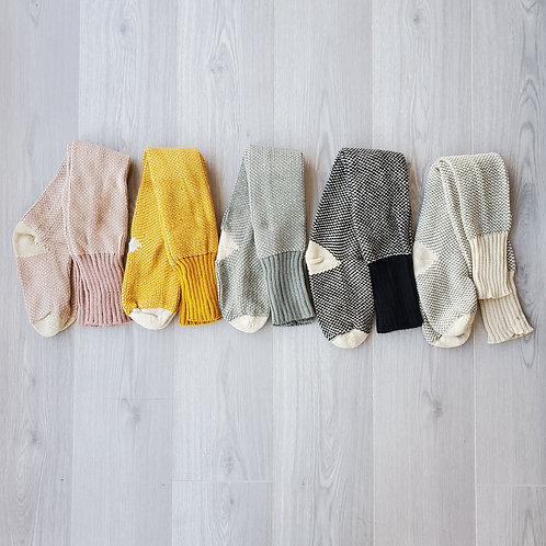 Two Toned Lounge Socks