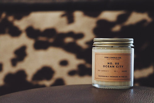 4 oz Soy Candle (More Scents)