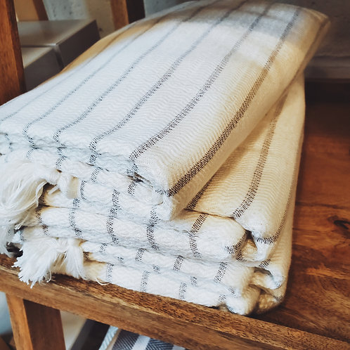 Bamboo and Cotton oversized Towel