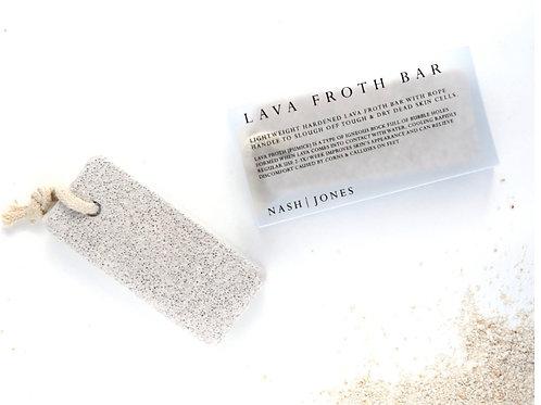Lava Froth Bar
