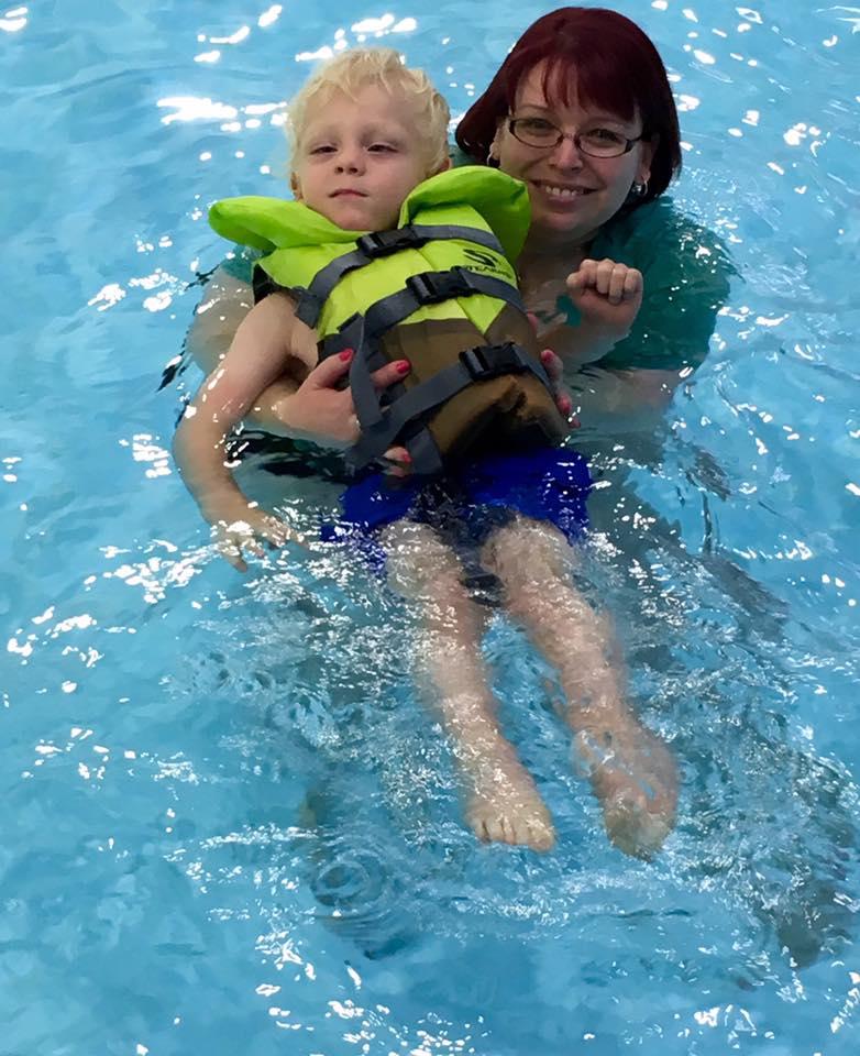 Ryder Fenty 2016 Swim Ability Class