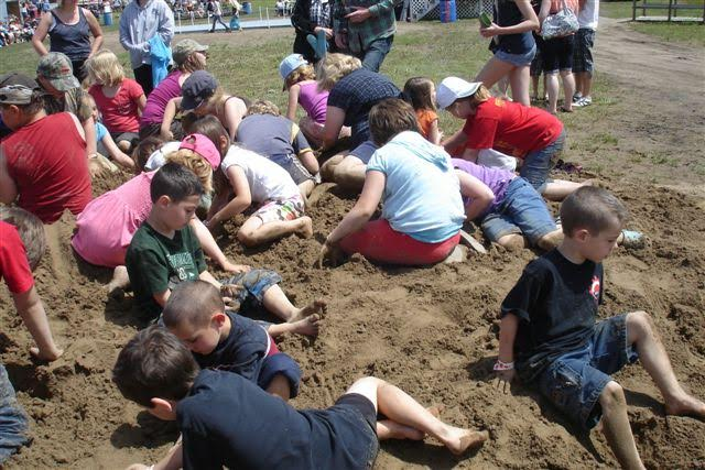 sand pile porter