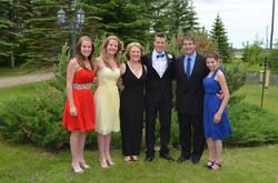 Sara Salmons Family 2014