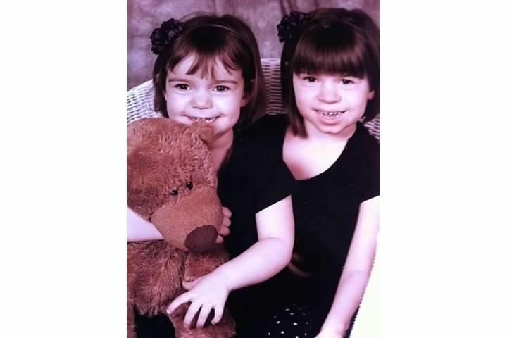 Hailey and Ayva