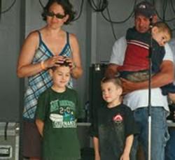 Cindi, Bruce, Porter, Blake and Lawson, 2011