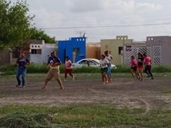 LIGA FUTBOL PUEBLITO EN ACCIÓN