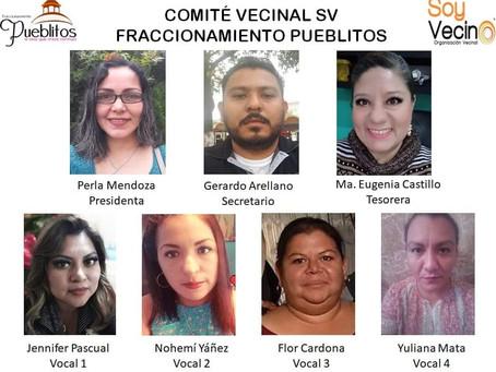 ¡Comité Vecinal en Acción!