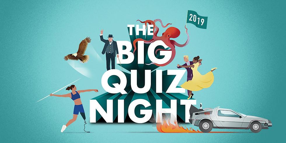 The Big Quiz Night 2019