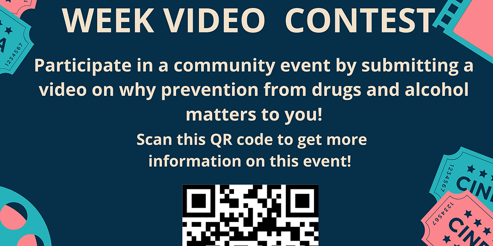 National Prevention Week Video Contest
