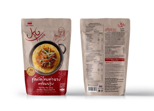 PRUNG Pad Thai Tha Chang - spicy meal kit