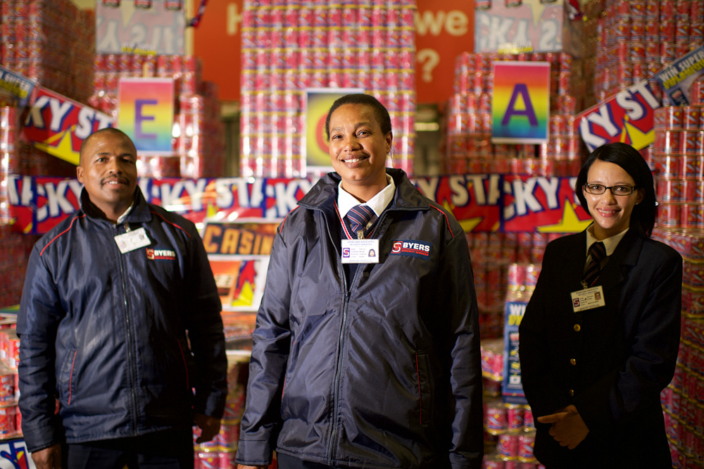 Byers Security Retail Guards