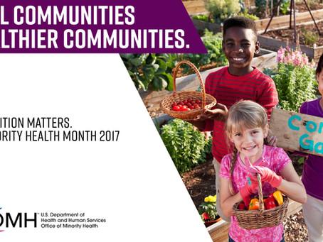 Minority Health Matters