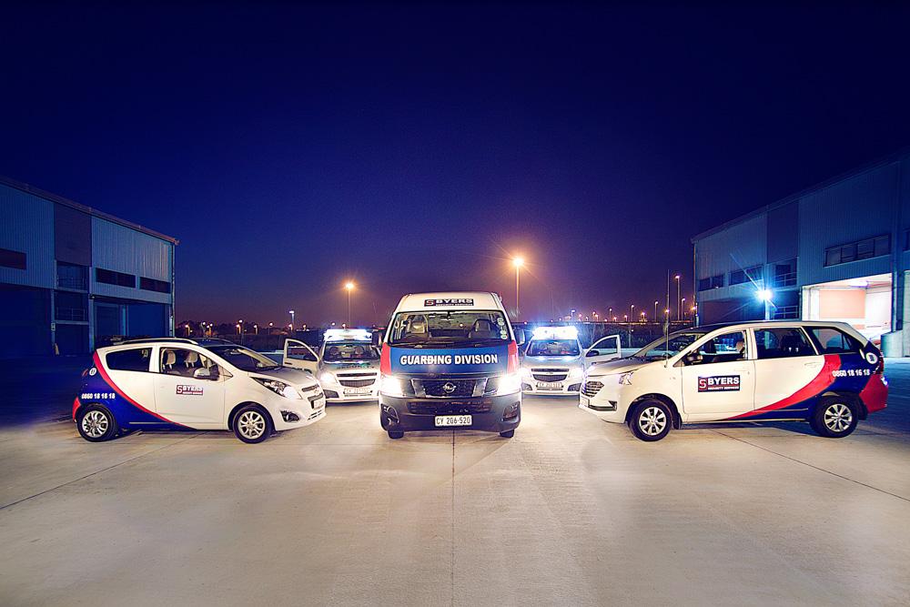 Byers Security Fleet