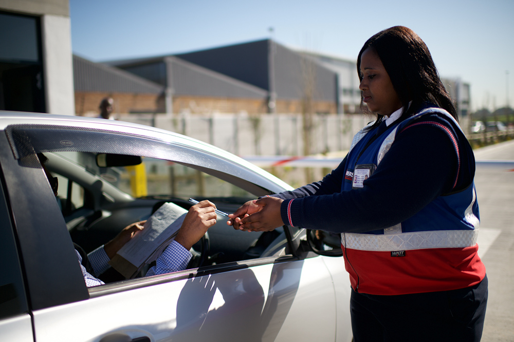 Byers Security Guards - Cape Town